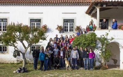 CAFOD volunteers see Laudato Si' brought to life in Portugal