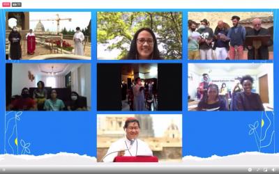 En Pentecostés, los católicos salen a difundir el Evangelio de la Creación