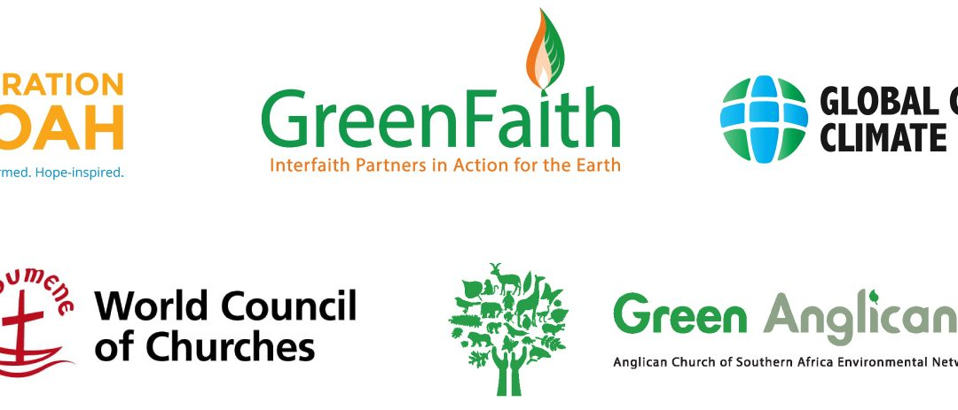 Faith institutions from around the world commit to divestment.