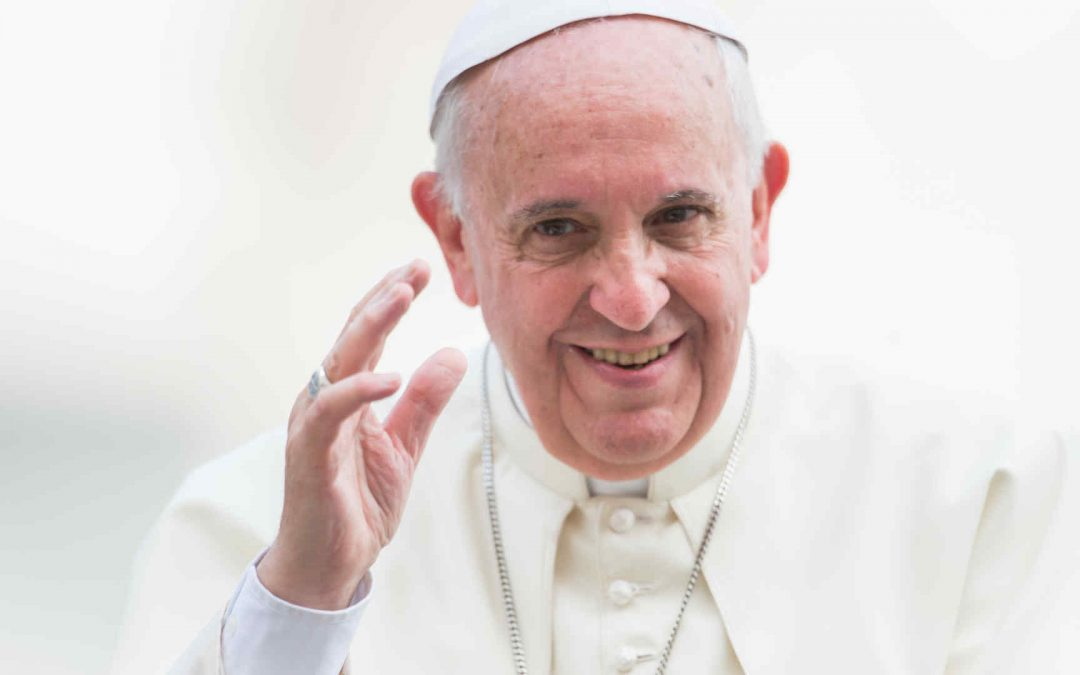Pope Francis thanks Laudato Si' Animators during his Papal Angelus and ahead of a missionary sending on Sunday.
