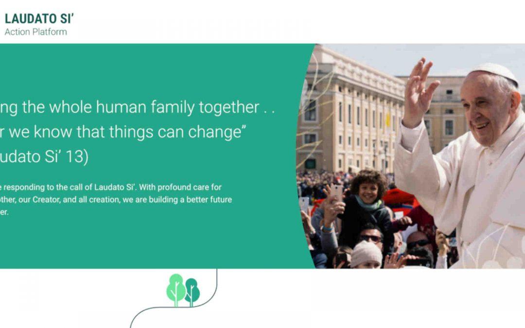 Pope Francis, Vatican launch Laudato Si' Action Platform